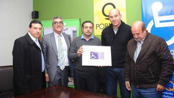 Lanzan  programa Comercio Amigo para la integración