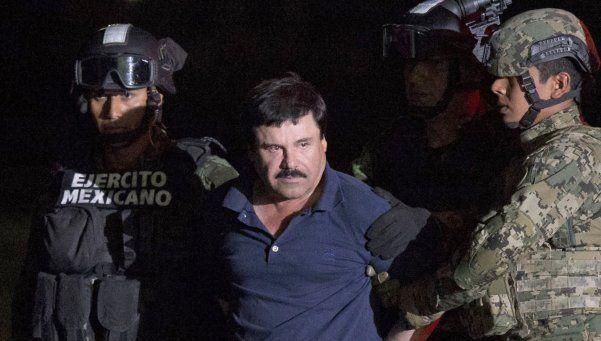 Trasladaron al Chapo Guzmán a cárcel de ciudad fronteriza de Juárez