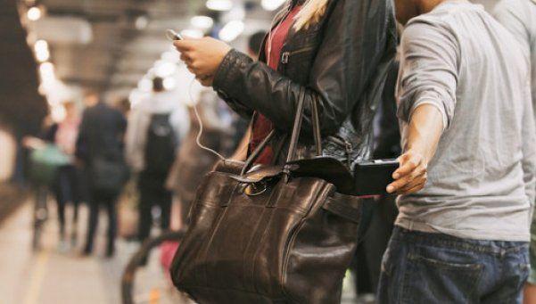En Argentina roban más de  5.000 celulares por día