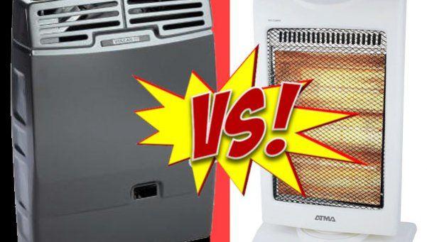 Una duda existencial: qué usar para calefaccionarse