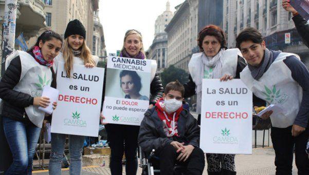 Marihuana medicinal: comienza el debate en el  Congreso Nacional