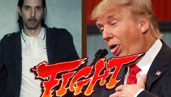 Oldenait: el gigoló enfrentó a Trump