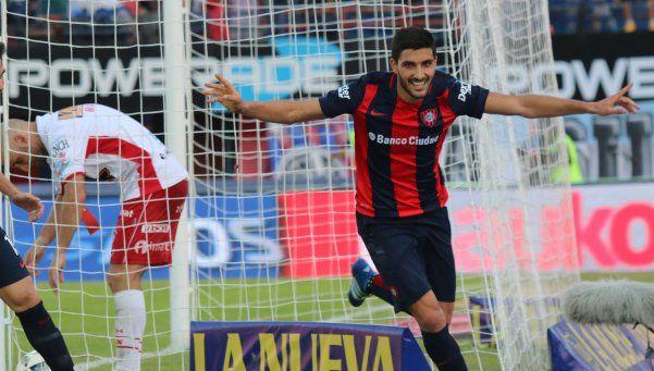 Nicolás Blandi, el jugador de la subasta entre dos grandes