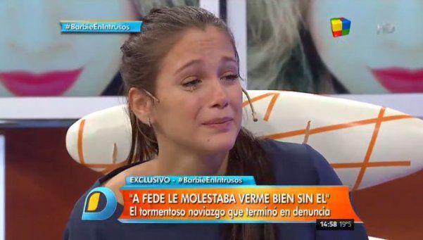 Barbie Vélez: Sentí que podría haberme matado