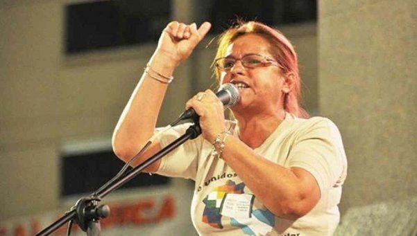 La Justicia jujeña pidió la detención de Mabel Balconte
