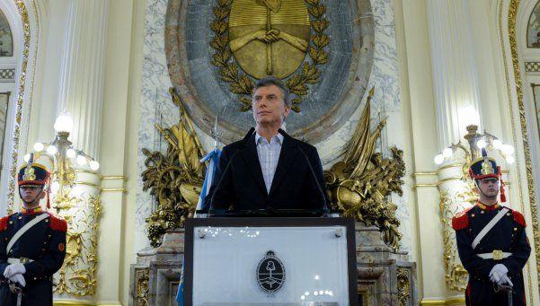 Macri anunció aumento de créditos para las pymes