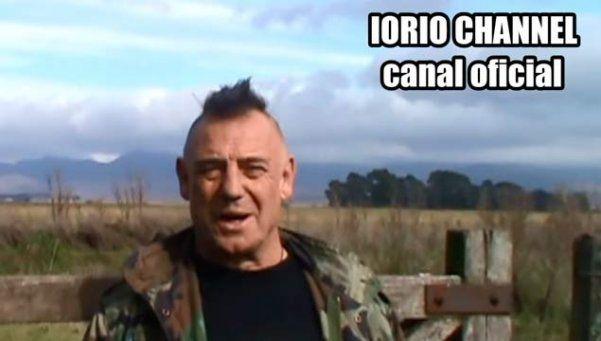 Video | Ricardo Iorio debutó con su nuevo canal de Youtube