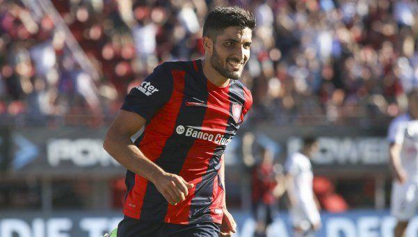 """Blandi: """"Este es mi mejor momento en San Lorenzo"""""""