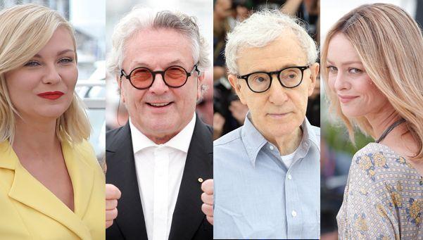 El Festival de Cannes, listo para la gran fiesta mundial del cine
