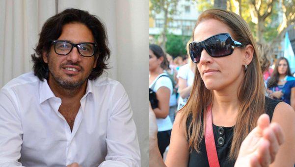 Polémica: Germán Garavano recibió a Cecilia Pando ¿en secreto?