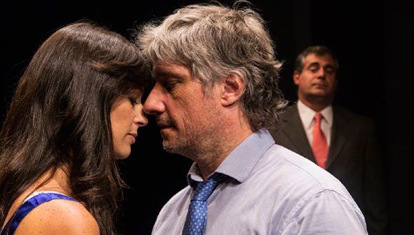 El Camarín del Teatro: La mentira en la pareja