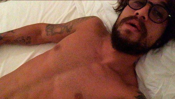 Difunden fotos porno de Osvaldo... ¿y trató de gato a Barón?