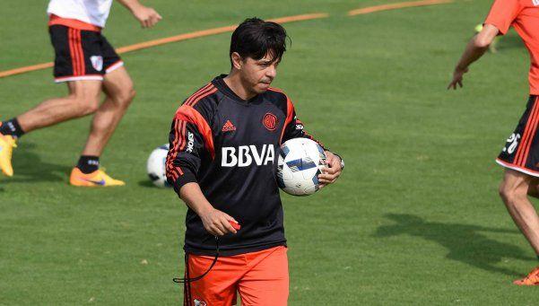 River ya puso la mente en la Recopa Sudamericana