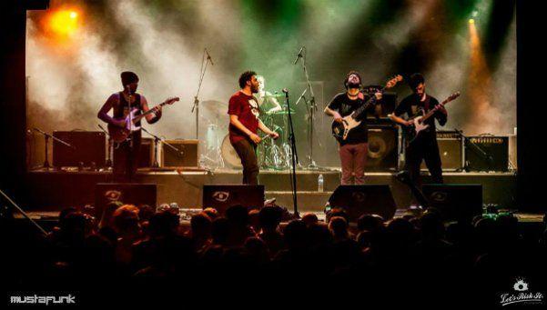 Mustafunk: No queremos que se nos vaya el rock