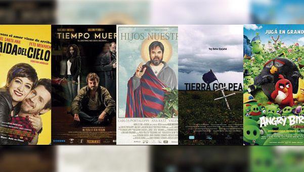 Una semana a puro cine nacional