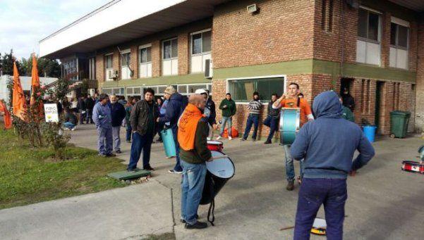 70 despidos y fábrica tomada en Quilmes