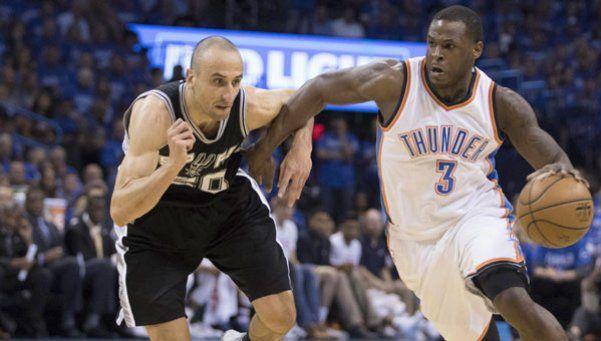 ¿Fue el último partido de Manu Ginóbili en la NBA?