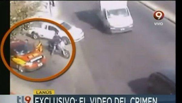Matan a custodio y hieren a otro en un asalto en Lanús