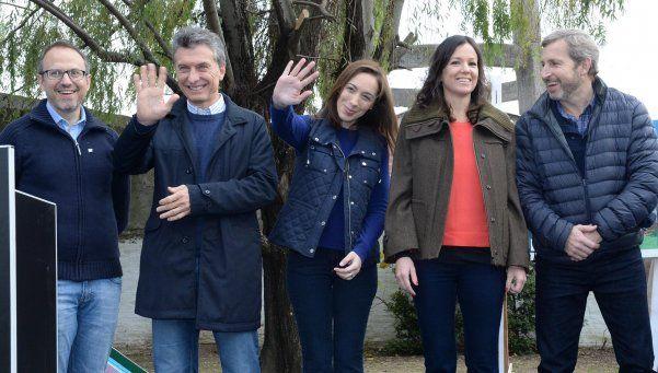 Macri presentó plan de obras públicas en Tres de Febrero