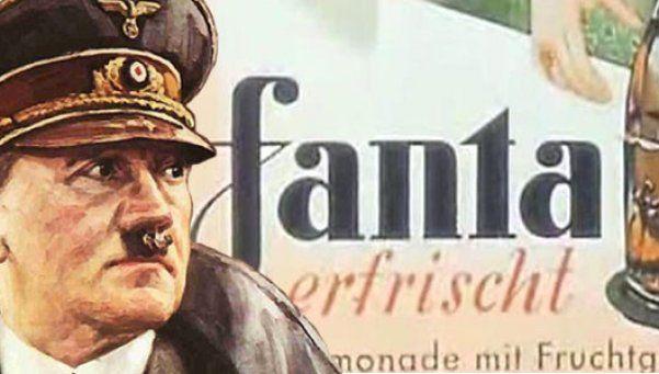 La gaseosa Fanta fue creada por el régimen nazi