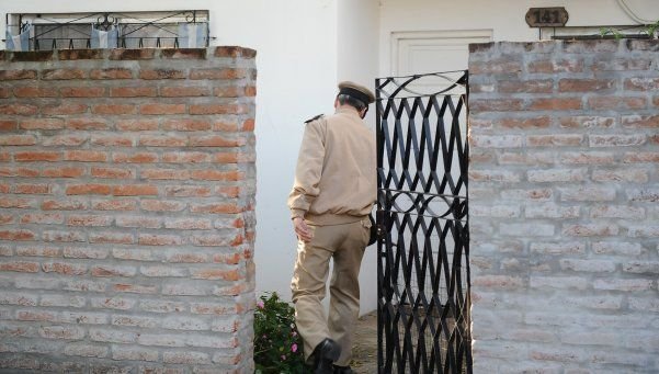 Crimen del prefecto: detuvieron al presunto asesino en José C. Paz
