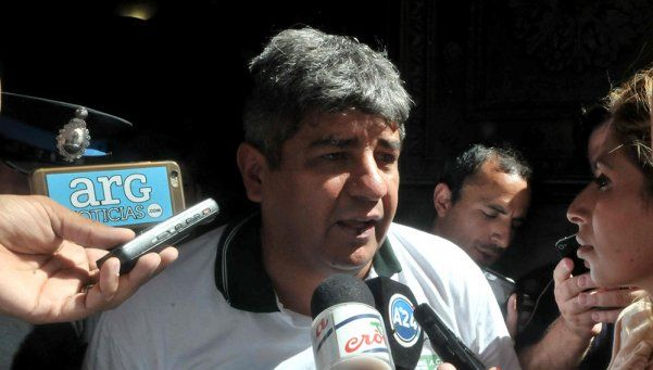 Pablo Moyano: Macri gobierna para un solo sector
