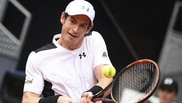 Murray se impuso a Djokovic en el Masters 1.000 de Roma