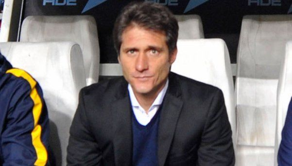 Guillermo: Lo de Osvaldo es un tema terminado