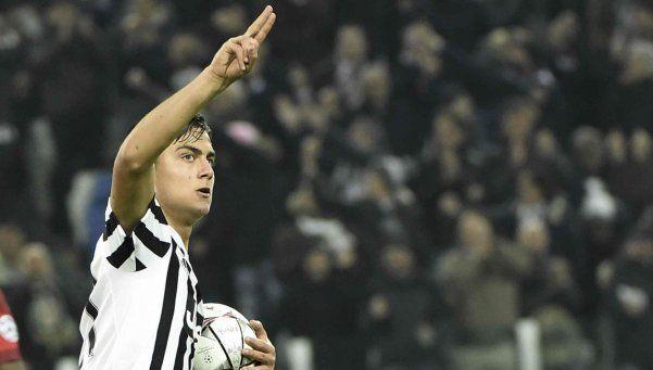 Goles argentinos por el mundo: Dybala, el otro cannonieri