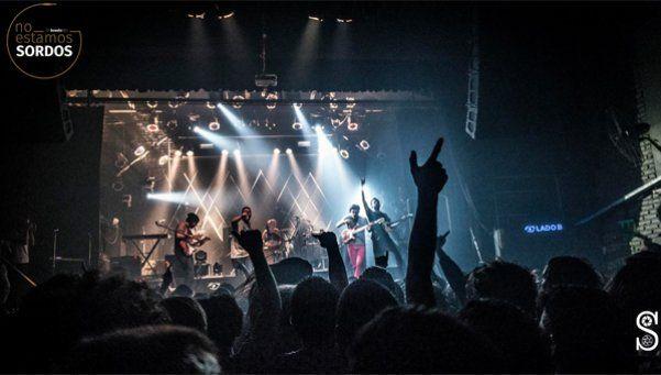 Mustafunk, una fiesta de rock y versatilidad