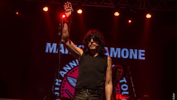 De la mano del viejo Marky, la Ramones manía not dead