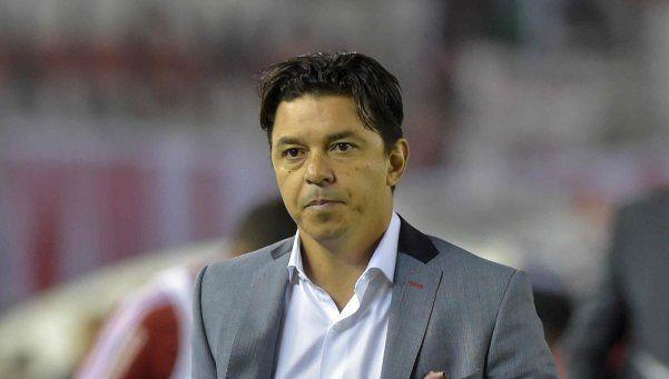 Gallardo arrancó la pretemporada sin Lucho González