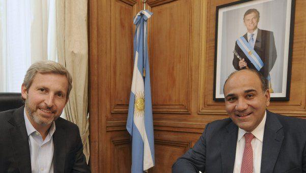 La Nación llegó a acuerdos con cuatro provincias