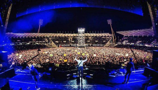 Llegó el gran día: hoy suena Paul McCartney en el Único