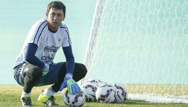 Marchesín, otra baja para la Copa América Centenario