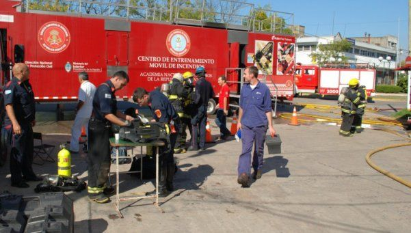 Tarifazos ponen sirenas de alerta en los bomberos