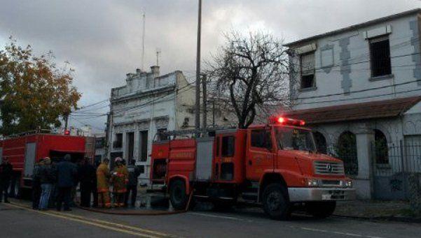 Incendio en hogar de ancianos de Uruguay: ya son 8 los muertos