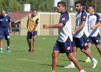Quilmes volvió a entrenarse tras dos semanas de paro