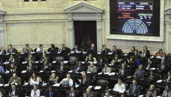 Ley antidespidos: los diputados sesionan aunque el Gobierno la vetaría