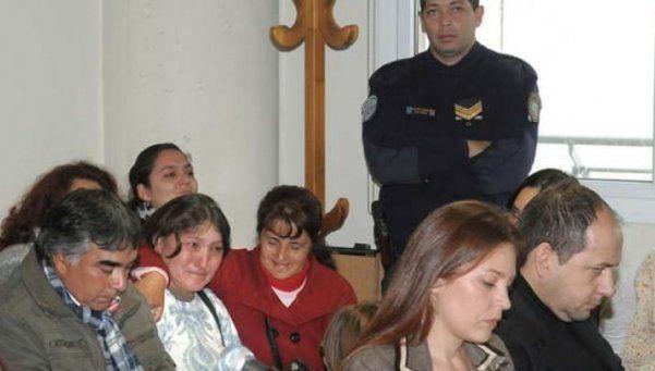 Prisión perpetua por matar a su novia con un destornillador