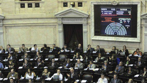 """Diputados aprobó la """"Ley antidespidos"""" pero Macri la vetará"""