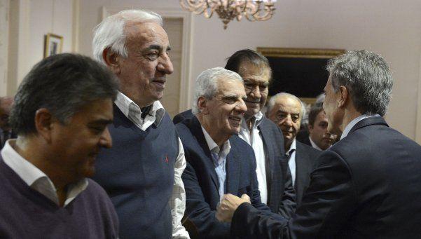 """Macri dio un breve discurso: """"Y ahora sí, me voy a ver a Boca"""""""