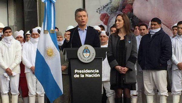 Macri siente haber dado una demostración de fuerza