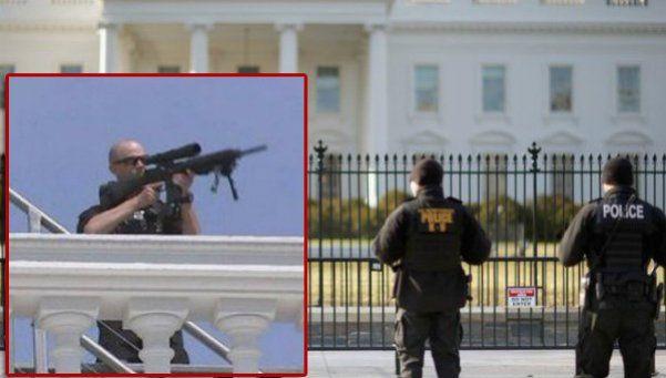 Tiroteo en la Casa Blanca: detuvieron  a un sospechoso
