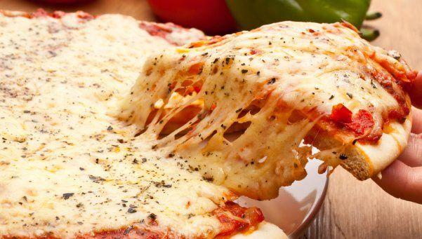 Pizza: un manjar que es muy tentador