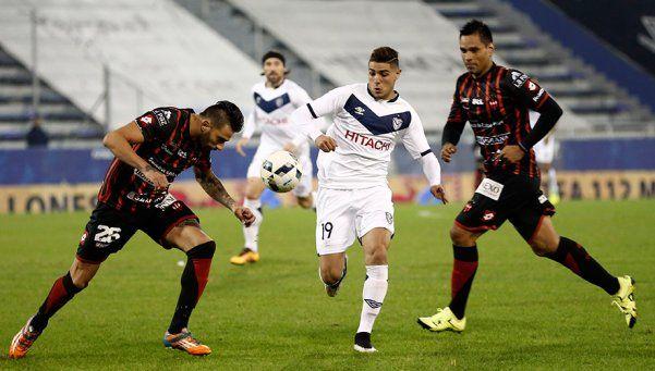 Vélez y Patronato cerraron el torneo con un pobre empate en Liniers
