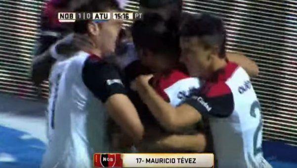 Atlético Tucumán perdió en Rosario y no pudo cumplir su gran sueño