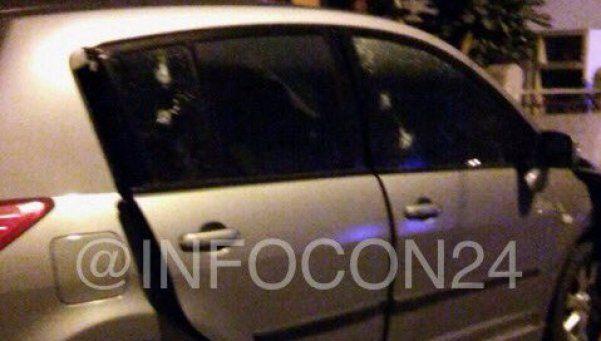 Dos policías fueron baleados para robarles sus vehículos