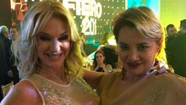 Nancy y Yanina, bien lejos de mostrarse angelicales