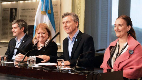 Macri confirmó la candidatura de Malcorra a la ONU